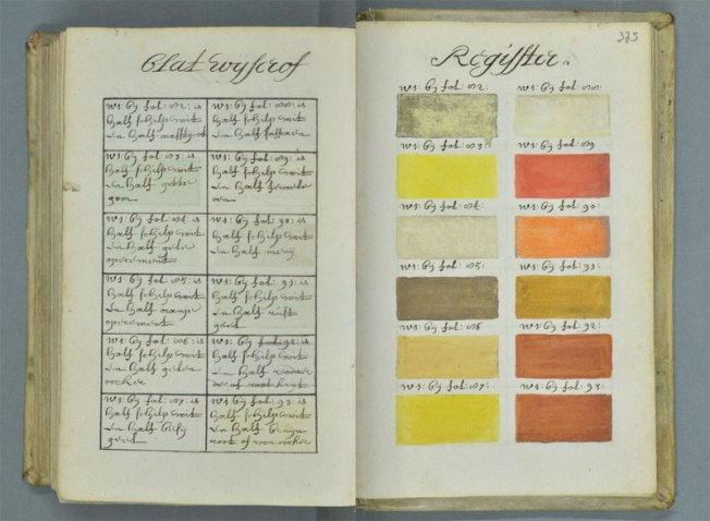 dutch color pantone swatch book 1692 by a boogert (2)