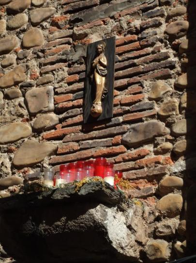 Shrine in Leon, Spain
