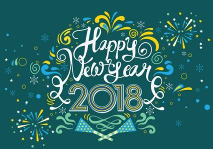 happy-new-year-2018-vector